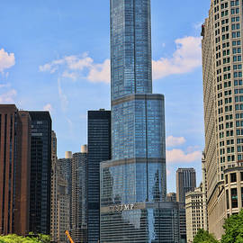 Trump International Hotel and Tower # 5 by Allen Beatty