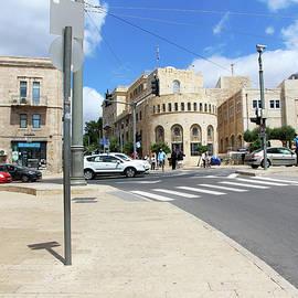 Munir Alawi - Tsahal Square