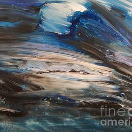Tsunami  by Sandra Gallegos