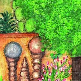 Tucson Garden by Kim Nelson