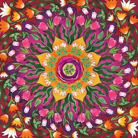 Isobel  Brook Haslam - Tulip Mania 2
