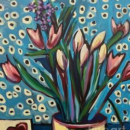 Catherine Gruetzke-Blais - Love Tulips