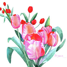 Pat Yager - Tulips for Mikaela