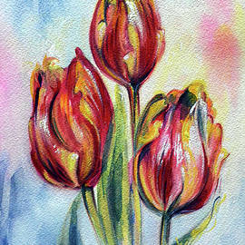 Tulips - JOY by Harsh Malik