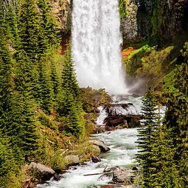 David Millenheft - Tumalo Falls Oregon