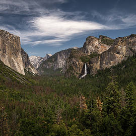 Tunnel View by Wayne Ross