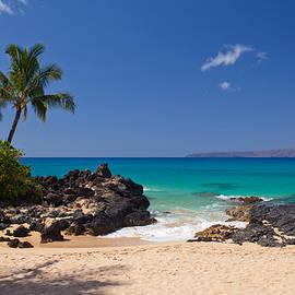 David Olsen - Turquoise at Secret Beach Makena