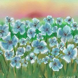 Eman Elmahdy - Turquoise Field