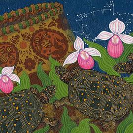 Turtle - Mihkinahk by Chholing Taha