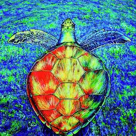 Turtle by Viktor Lazarev