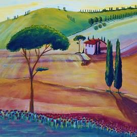 Christine Huwer - Tuscany is beautiful