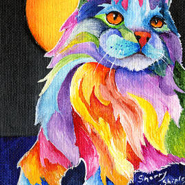 Sherry Shipley - Tutti Fruiti Kitty