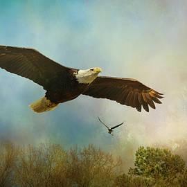 Jai Johnson - Twice the Power Bald Eagle Art