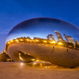 Lindley Johnson - Twilight Bean in Chicago
