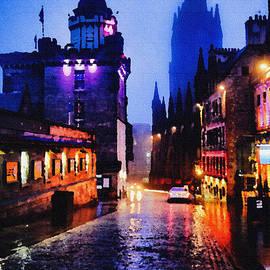 Canny Mitts - Twilight City