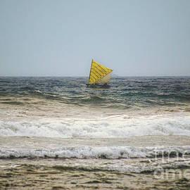 Twilight Sailing  by Neha Gupta