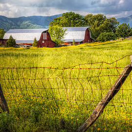 Twin Barns by Debra and Dave Vanderlaan
