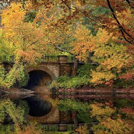Twin Lake Bridge by Jessica Jenney