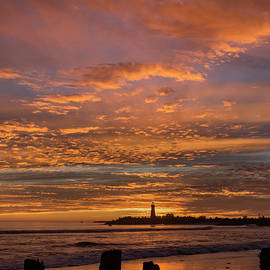 Bruce Frye - Twin Lakes Beach Sundown