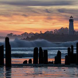 Bruce Frye - Twin Lakes Beach Twilight