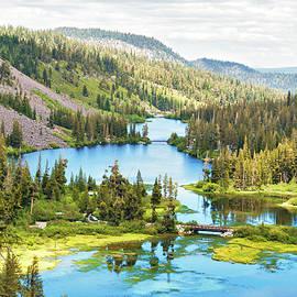 Evgeniya Lystsova - Twin Lakes