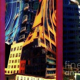 Lauren Leigh Hunter Fine Art Photography - Twisted City - Limited Edition Available 1 of 25