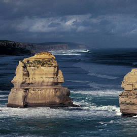 Two Apostles by Jerry Griffin