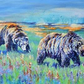 Paula Noblitt - Two Bears