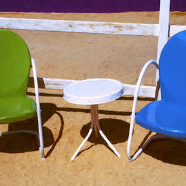 Two Chairs by Dominic Piperata
