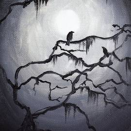 Melissa Herrin - Two Crows and Spanish Moss
