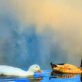 Janette Boyd - Two Ducks in the Lake