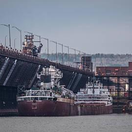Paul Freidlund - Two Harbors Ore Docks