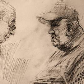 Ylli Haruni - Two Men
