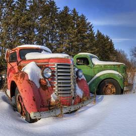 Two Quiet Days by Wayne Stadler