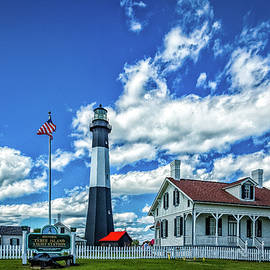 Tybee Island Light Station by Gestalt Imagery