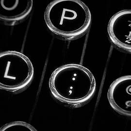 Tom Mc Nemar - Typewriter Keyboard II