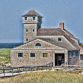 Stephen Stookey - U S Lifesaving Station