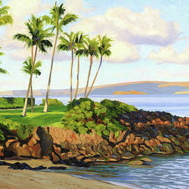 Ulua Beach - Steve Simon