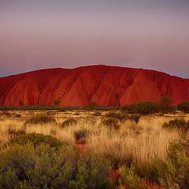 Tony Redwood - Uluru - Australian Outback