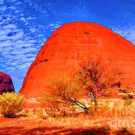 Rick Bragan - Uluru Rock Road