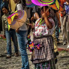 Umbrellas - Guatemala