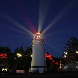 James Eddy - Umpqua Lighthouse