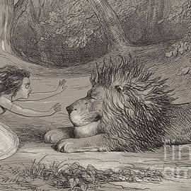 Richard Doyle - Una and the Lion