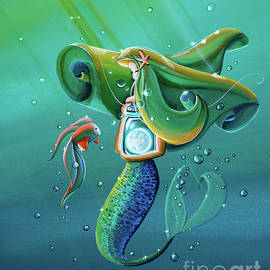 Uncharted Waters by Cindy Thornton