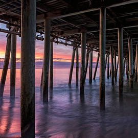 Expressive Landscapes Fine Art Photography by Thom - Under Old Orchard Pier