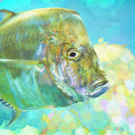 Under The Sea II by Jennifer Stackpole