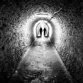 Giuseppe Milo - Underground - Romania - Black and white street photography