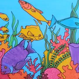 Joanne Oram  - Underwater Odysee