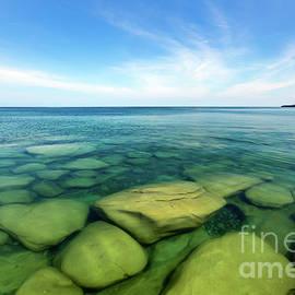 Craig Sterken - Underwater View of Lake Superior