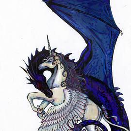 Stephanie Small - Unicorn and Dragon